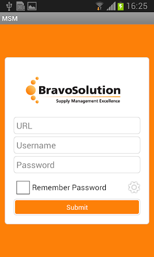 BravoSolution MSM