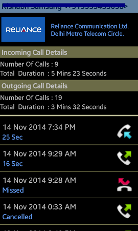 Mobile Number Tracker 1.7 screenshot 234790