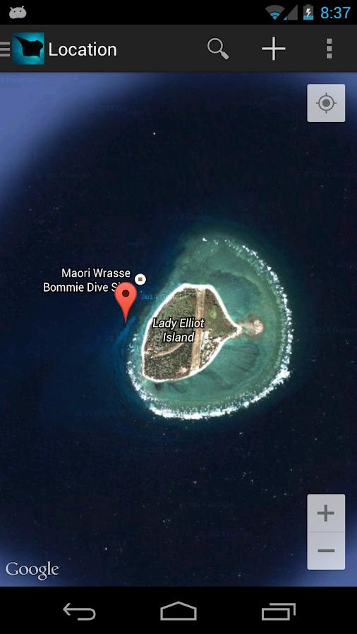 Lady Elliot Island- screenshot