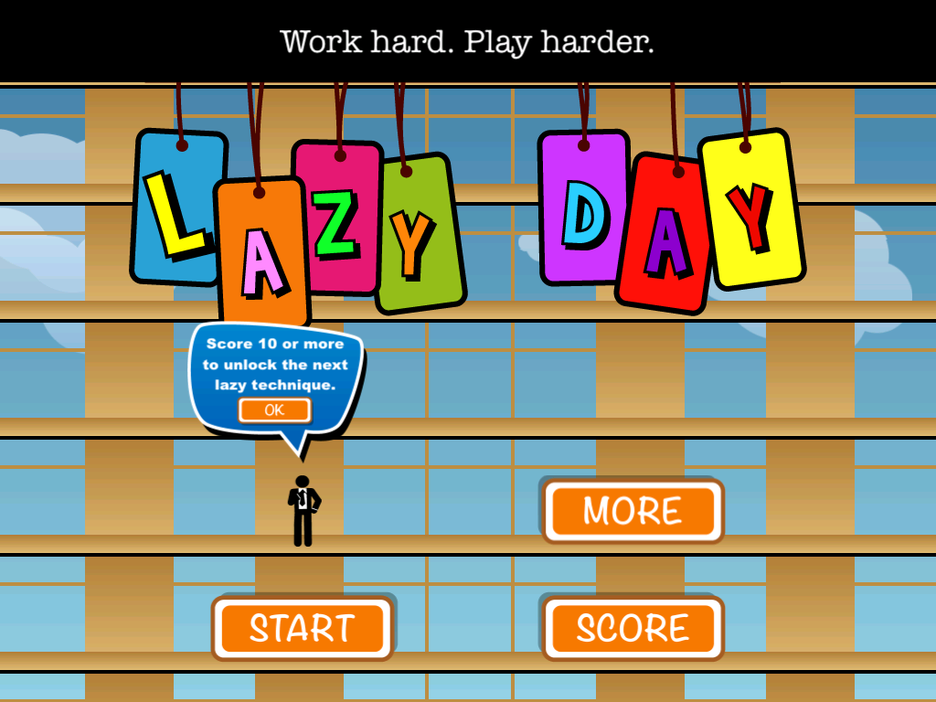 Lazy Day- screenshot