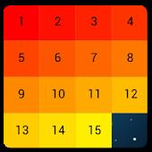 Slider - 15 puzzle