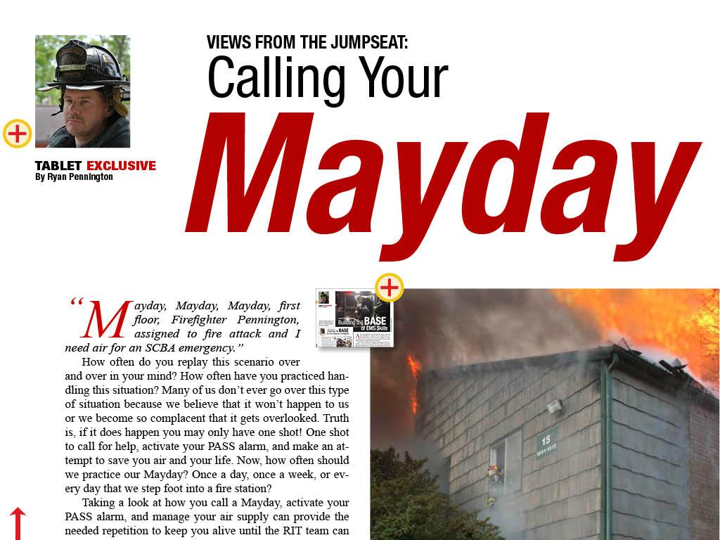 Firehouse Magazine - screenshot