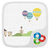 Town GO Launcher Theme