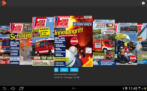 Feuerwehr Magazin