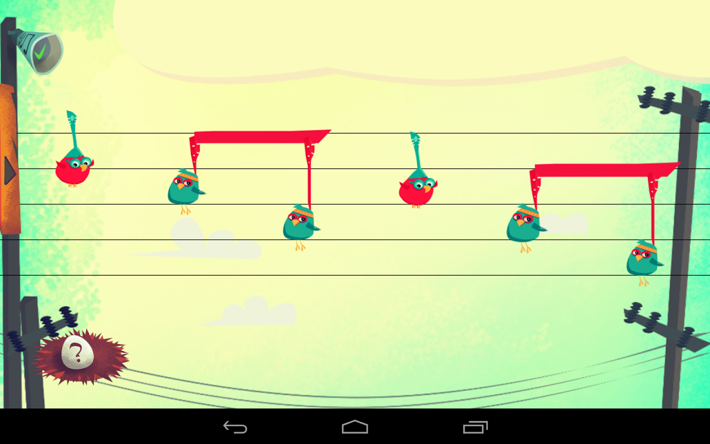 Birdsong - Demo - screenshot