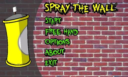Spray The Wall 3D - screenshot thumbnail