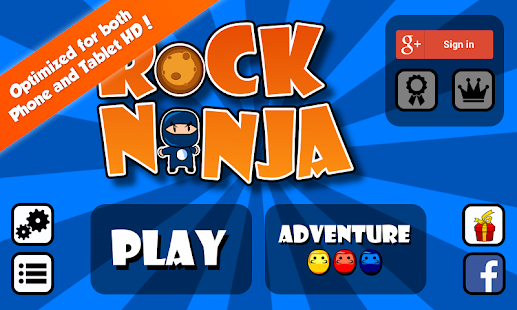 Rock Ninja- screenshot thumbnail