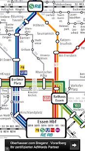 Essen Public Transport - náhled