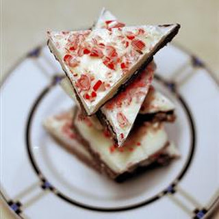 Layered Peppermint Bark