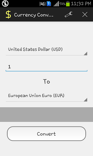 Online currency converter by date