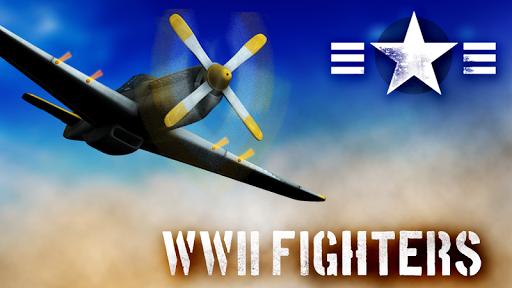 World War 2 Fighter Flight Sim