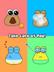Pou APK screenshot thumbnail 11