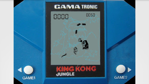 Retro Kong Jungle