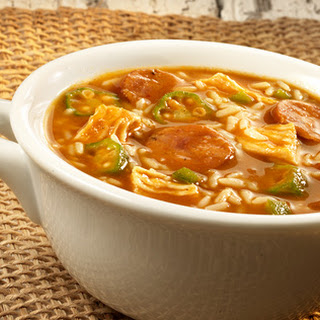 Gumbo with Andouille Sausage Recipe