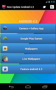 Android 4.3 - screenshot thumbnail