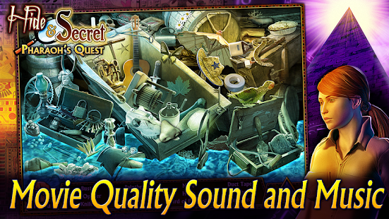 Hide & Secret: Pharaoh's Quest 休閒 App-愛順發玩APP
