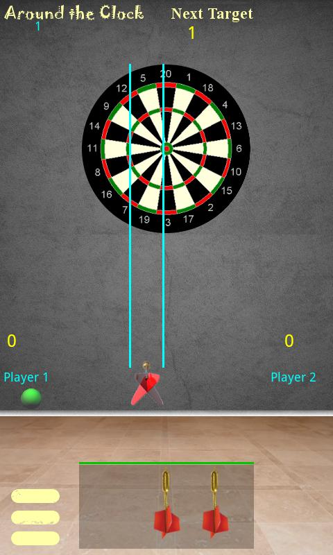 Mobile Darts - screenshot