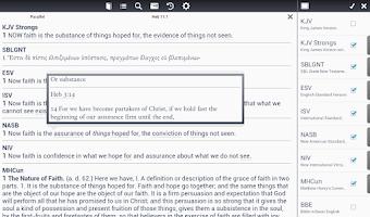 Screenshot of Cadre Bible - Bible Study App