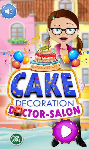 cake decoration doctor salon
