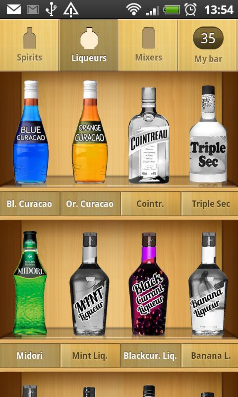 Cocktail Flow - Drink Recipes - screenshot
