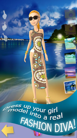 Dress Up – Beach Party Girls 3.0 screenshot 408785
