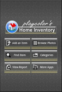 Playcolors home inventory - screenshot thumbnail