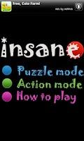 Screenshot of Insane Game