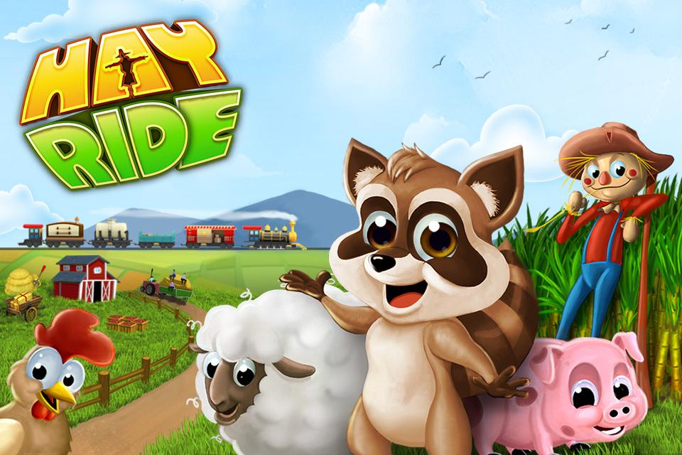 HAYRIDE- screenshot
