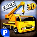 3D Crane Parking Simulator-BIG icon