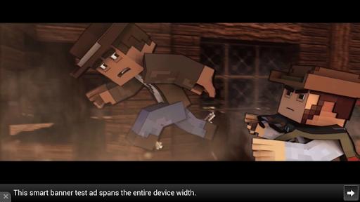 My Revolver - Minecraft Parody