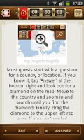 Screenshot of Diamond Treasure Hunt