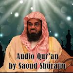 Audio Quran by Saoud Shuraim