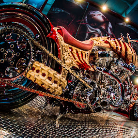 Laval Bike show by Faisal Abuhaimed - Transportation Motorcycles (  )