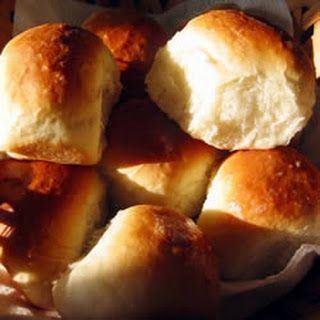 Southern Butter Rolls.