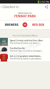 MLB.com At the Ballpark - screenshot thumbnail
