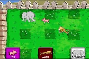 Screenshot of Animal Sounds Animated