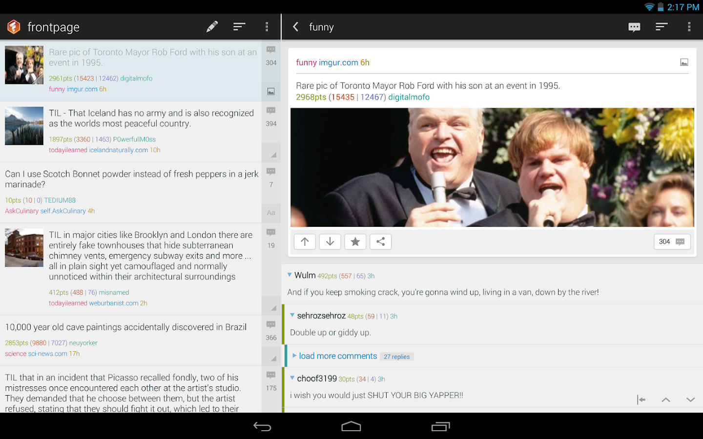 Flow for Reddit (Pre-Beta) - screenshot