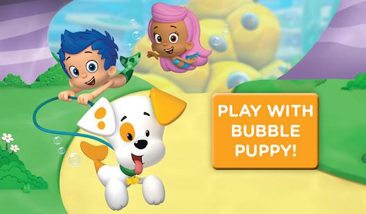 Bubble Puppy: Play Learn HD