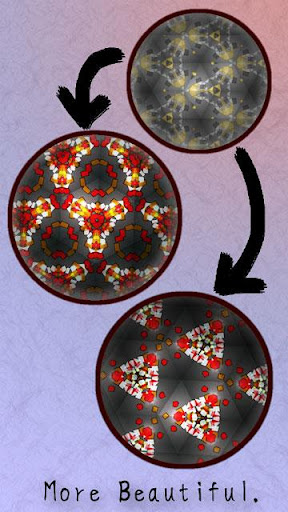 Kaleidoscope LiveWallpaperFree
