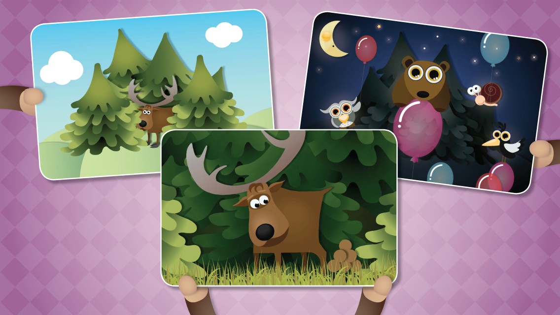 Peekaboo Kids - Free Kids Game- screenshot