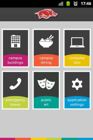 Razorbacks Campus Guide