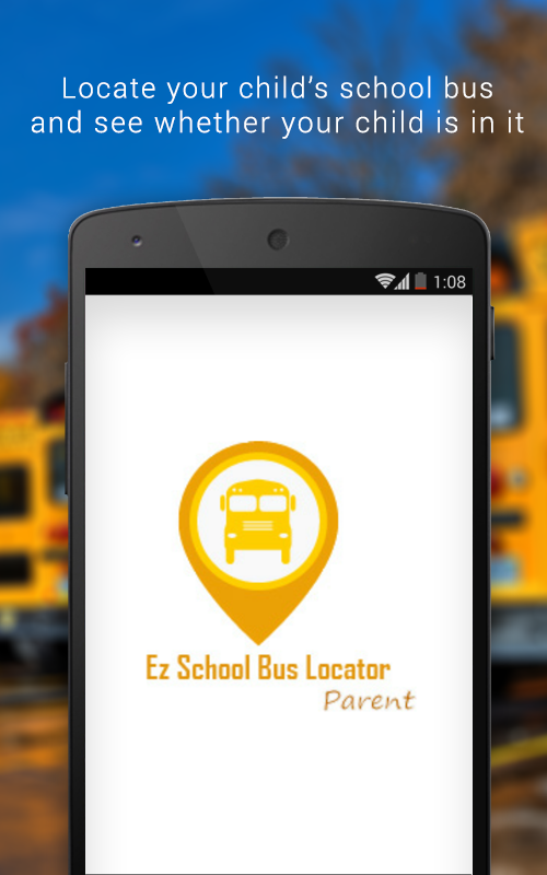 Ez School Bus Locator-Parent- screenshot
