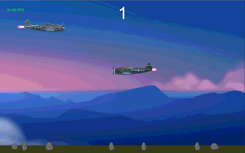 Fighter Plane Escape