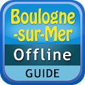 Boulogne-sur-Mer Offline Guide icon