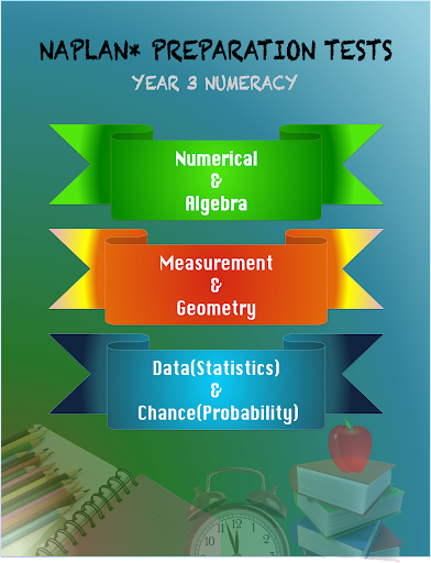 Naplan Y3 Numeracy : Tablet