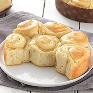 Buttery Sourdough Buns.