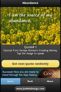 Abundance - Creating Money - screenshot thumbnail