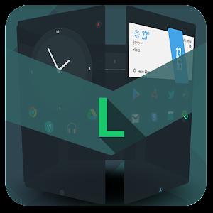 Next Launcher Theme L3D APK