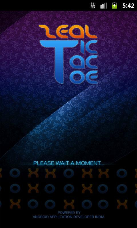 Zeal TicTacToe- screenshot