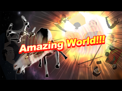 無料动作AppのDrone with Goat Simulator|記事Game